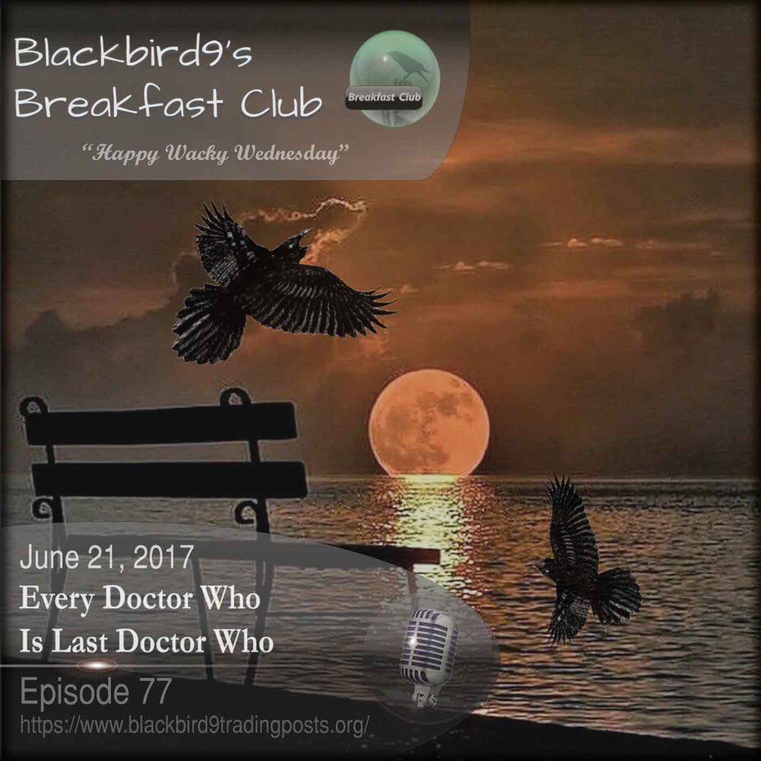 Every Doctor Who Is Last Doctor Who - Blackbird9