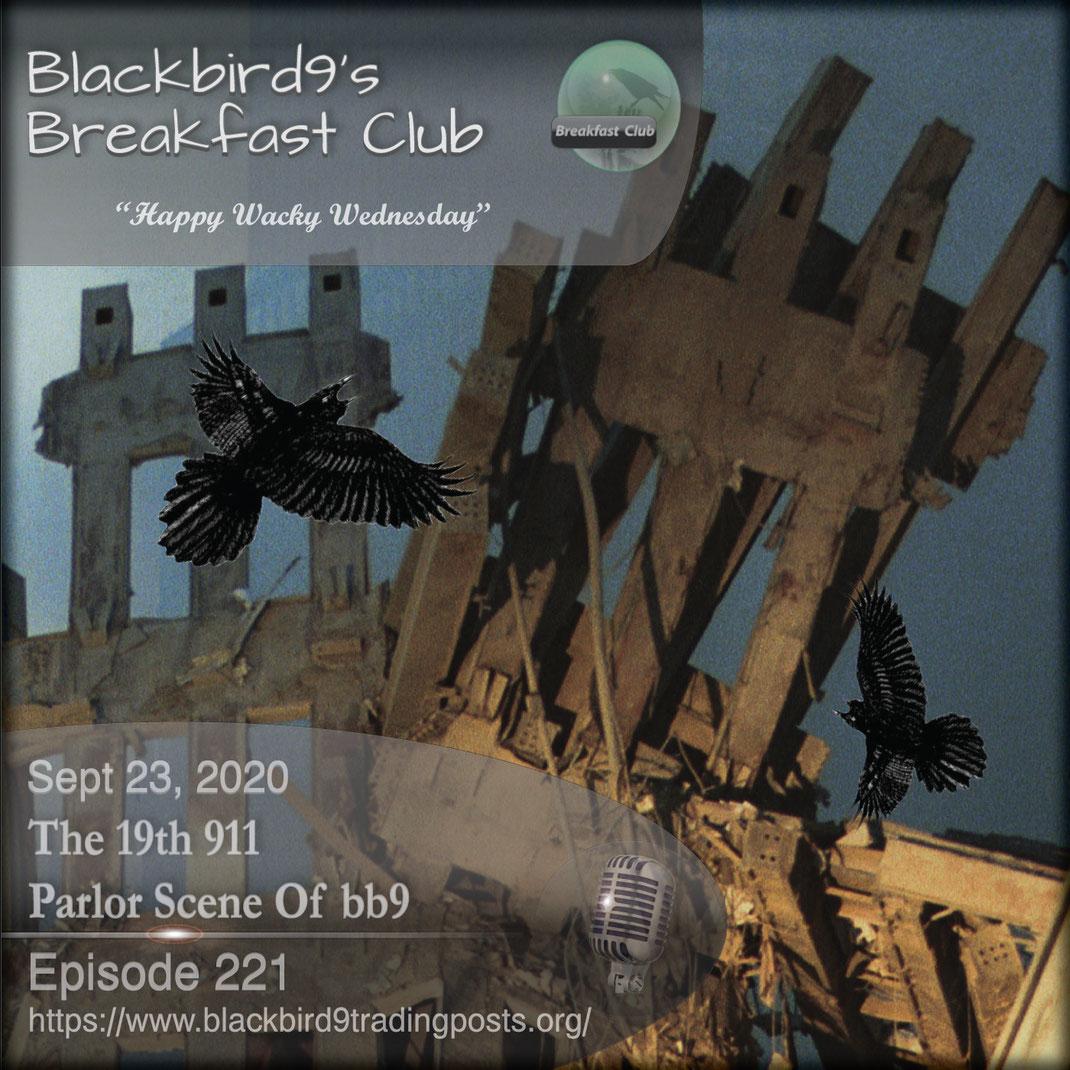 The 19th 911 Parlor Scene Of bb9  - Blackbird9 - Blackbird9
