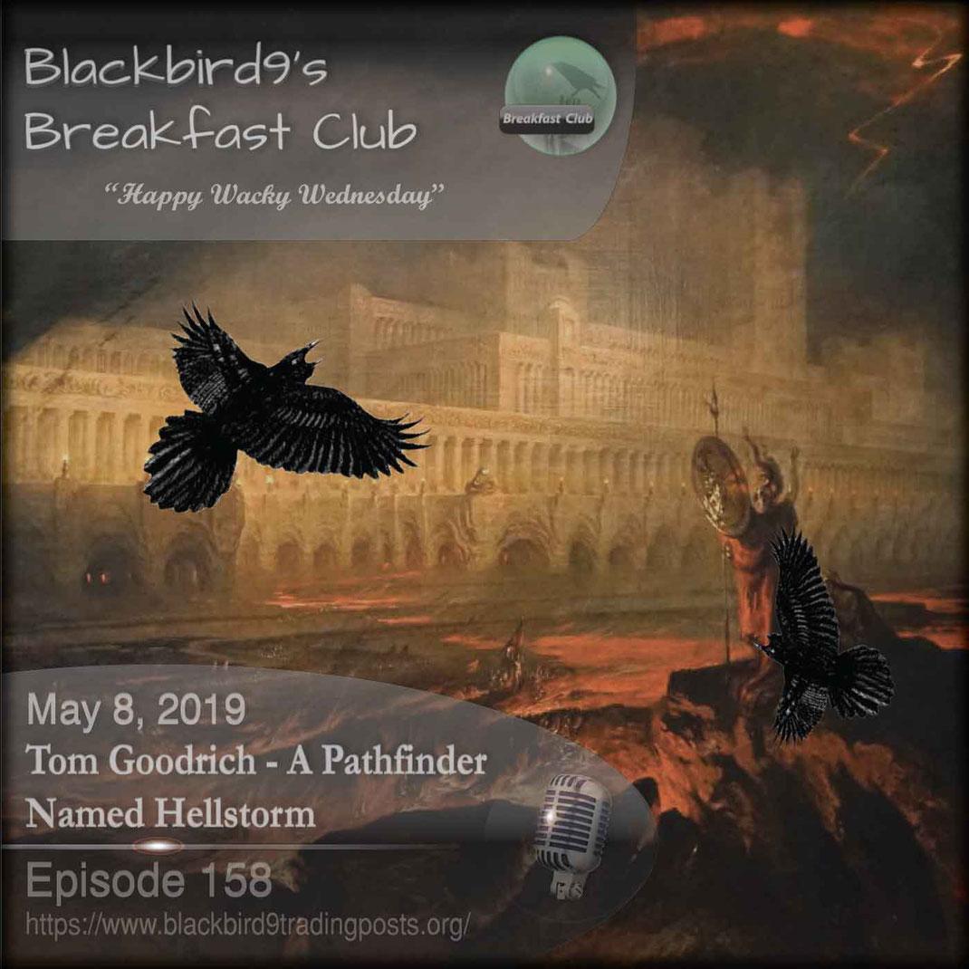 Tom Goodrich A Pathfinder Named Hellstorm - Blackbird9