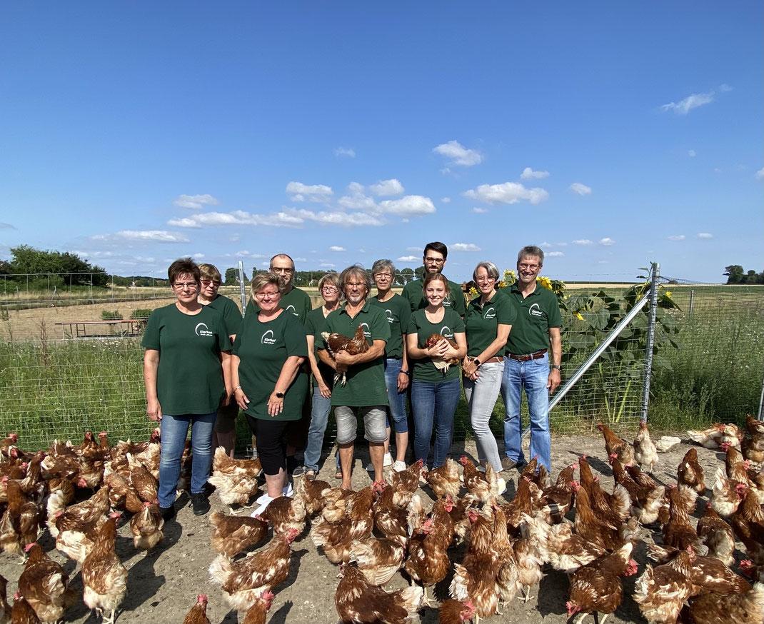 Das Eierhof - Team