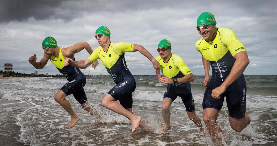 Schwimmen Triathlon Männer