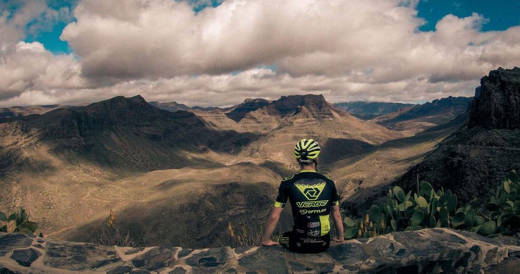 Verge Sport Fahrrad Panoramablick