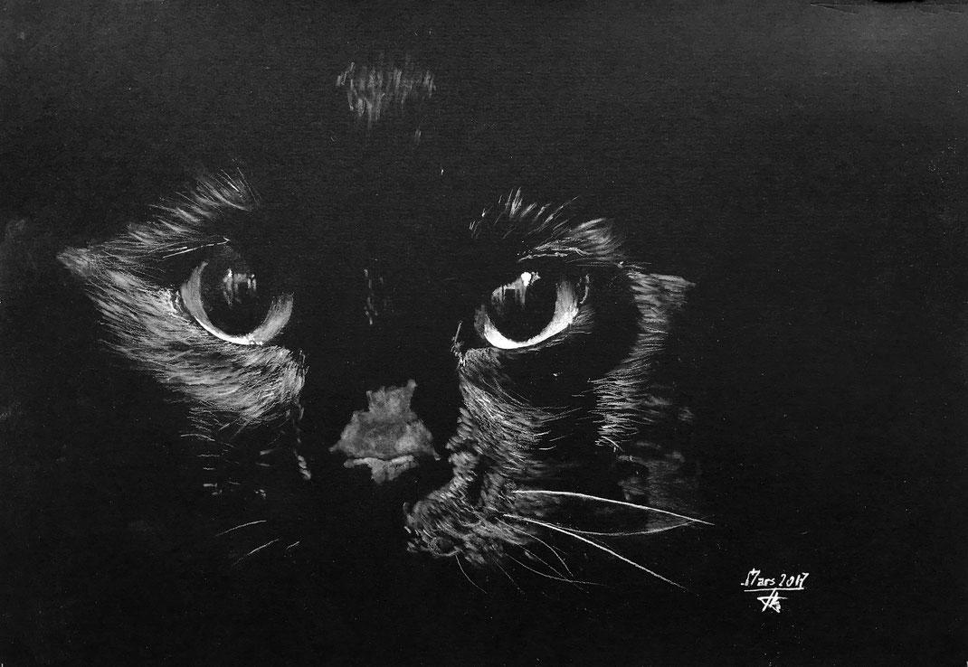 Sombre regard