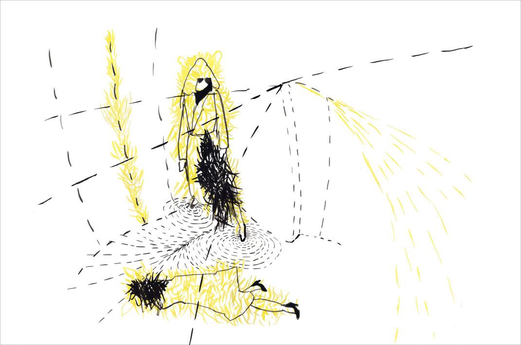 Dress To Kill #2, 2003, 59,4 x 42 cm