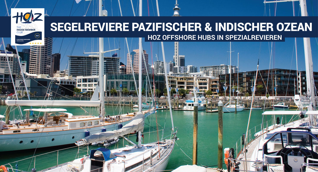 PROFICIENT | HOZ Offshore Hubs | Pazifischer und Indischer Ozean | www.hoz.swiss