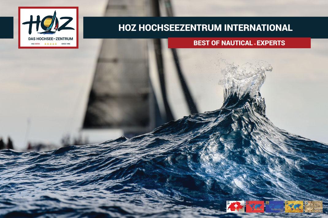 BESTER ANBIETER | HOZ Hochseezentrum International | www.hoz.swiss