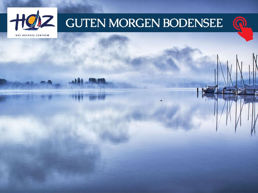 HOZ HOCHSEEZENTRUM INTERTATIONAL | Guten Morgen Bodensee | www.hoz.swiss