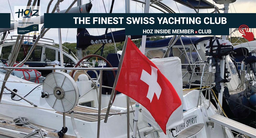 TOP | HOZ Inside Member Club | Yachtcharter weltweit | Trusted Partner | www.hoz.swiss