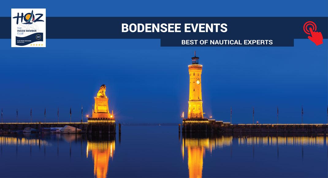 HOZ HOCHSEEZENTRUM INTERTATIONAL | Events und Schnuppertage in Rorschach am Bodensee | www.hoz.swiss