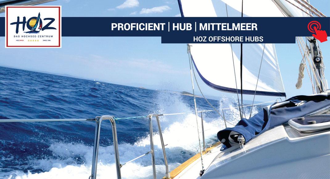 PROFICIENT | HOZ Offshore Hubs | Mittelmeer | www.hoz.swiss
