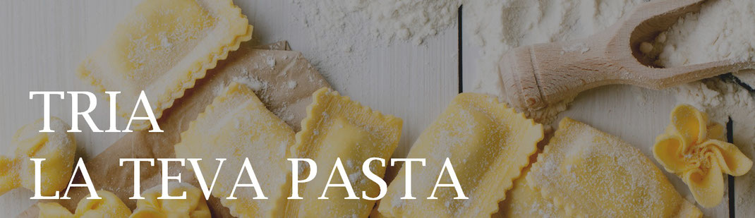 Tria la teva pasta