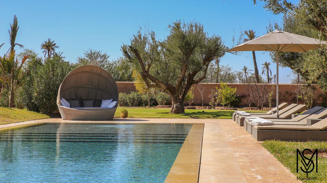 Mysecretmarrakech Villa luxe Palmeraie pour 12 personnes Marrakech