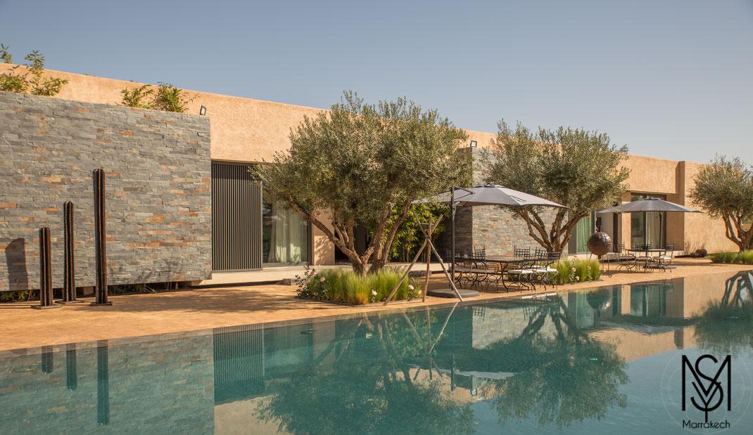 Mysecretmarrakech Villa moderne avec piscine chauffée Marrakech