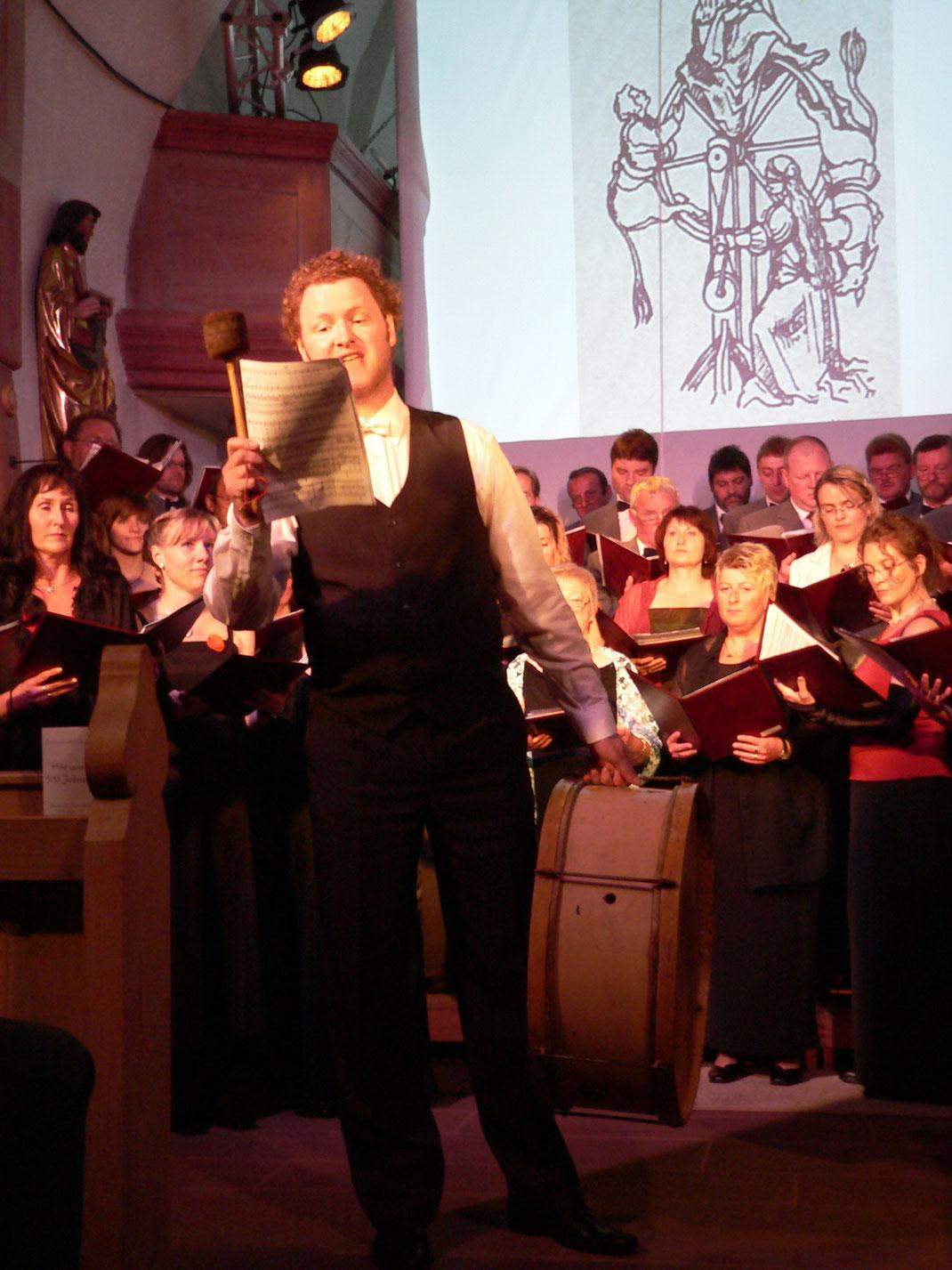 """2007 """"Hits aus 500 Jahren"""" in der St. Bartholomäuskirche Alfeld"""