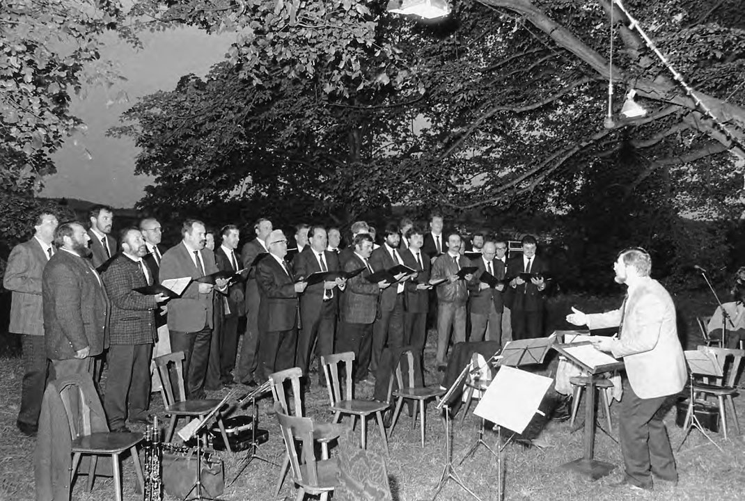 1991 Serenade unter den Linden