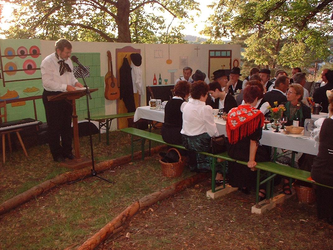 2003 Serenade unter den Linden