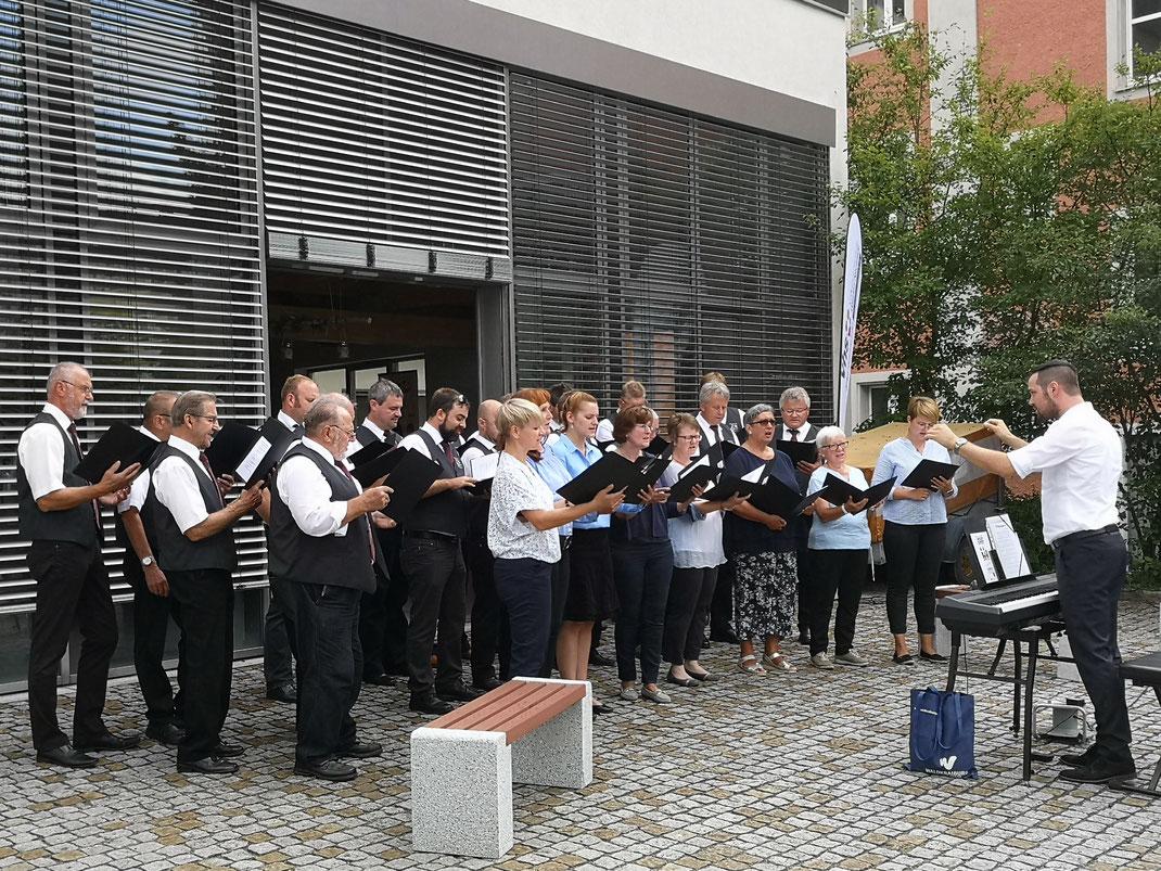 "2019 Chorfest des FSB ""Weiden singt"""