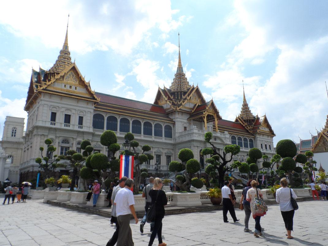 Grand Palais, Bangkok.