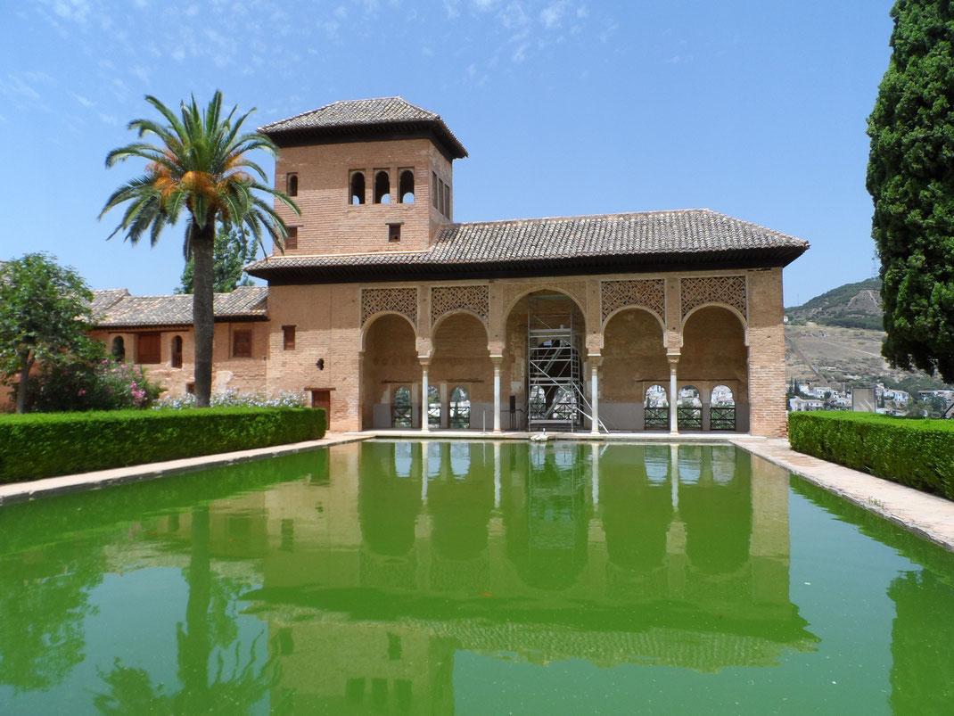 Alhambra, Grenade.