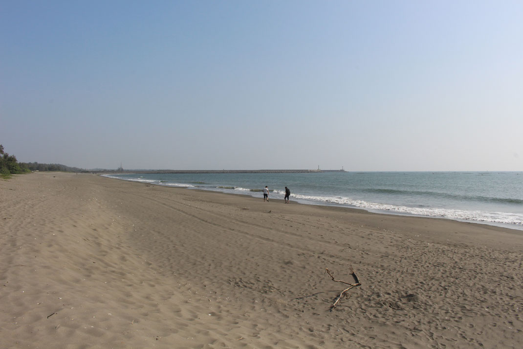 Qiaotou Beach