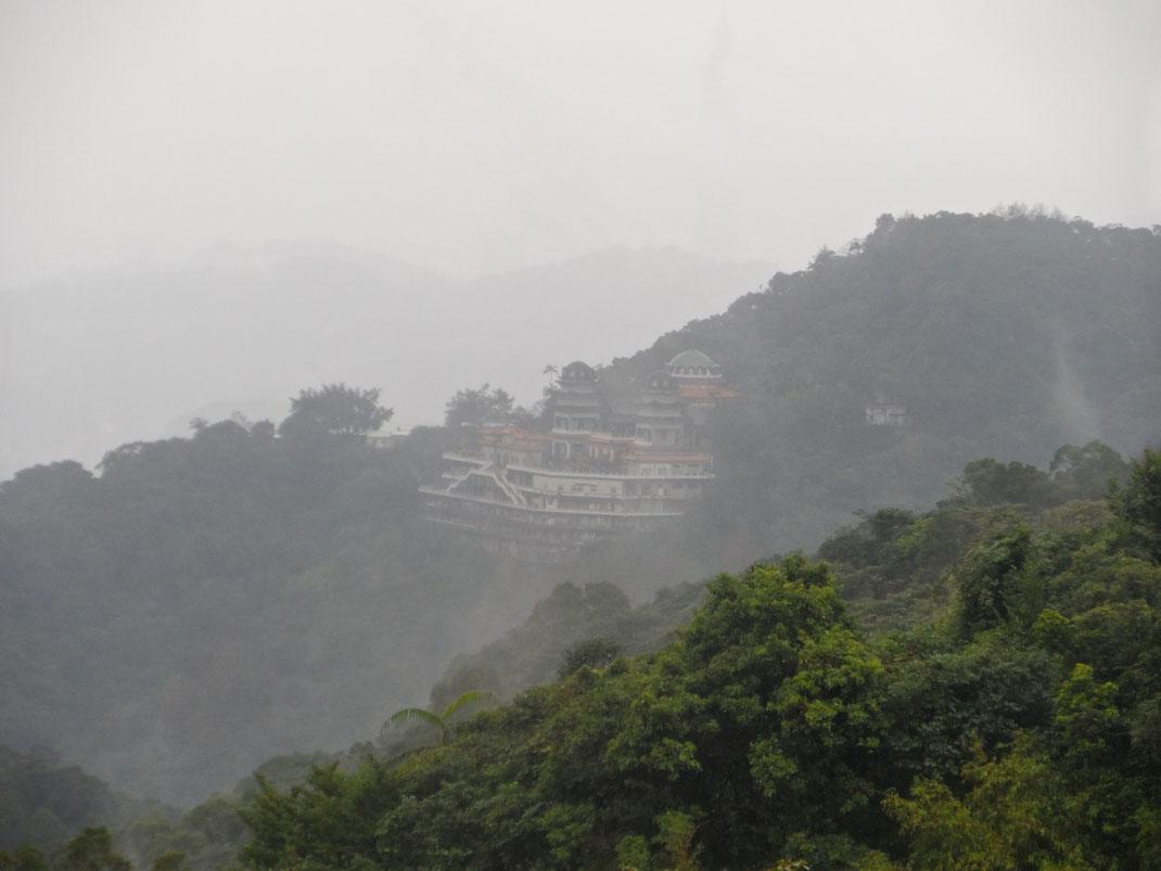 Zhinan Temple, Taipei.
