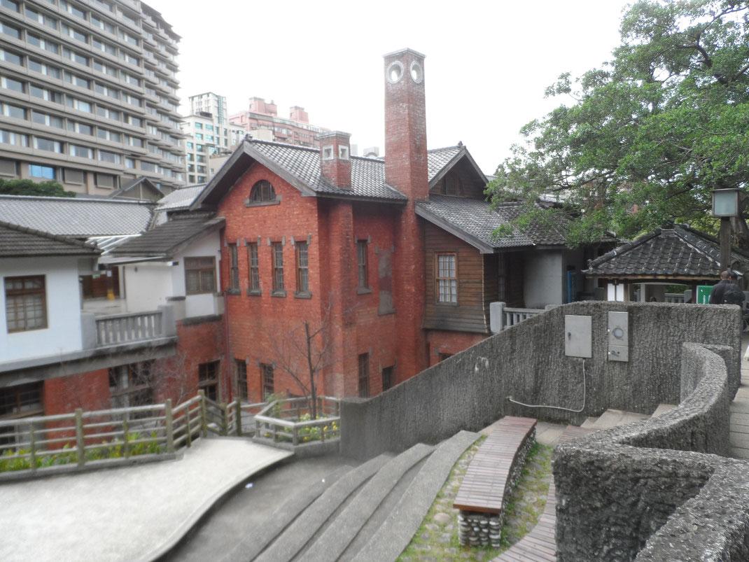 Beitou Hot Spring Museum, Taipei.