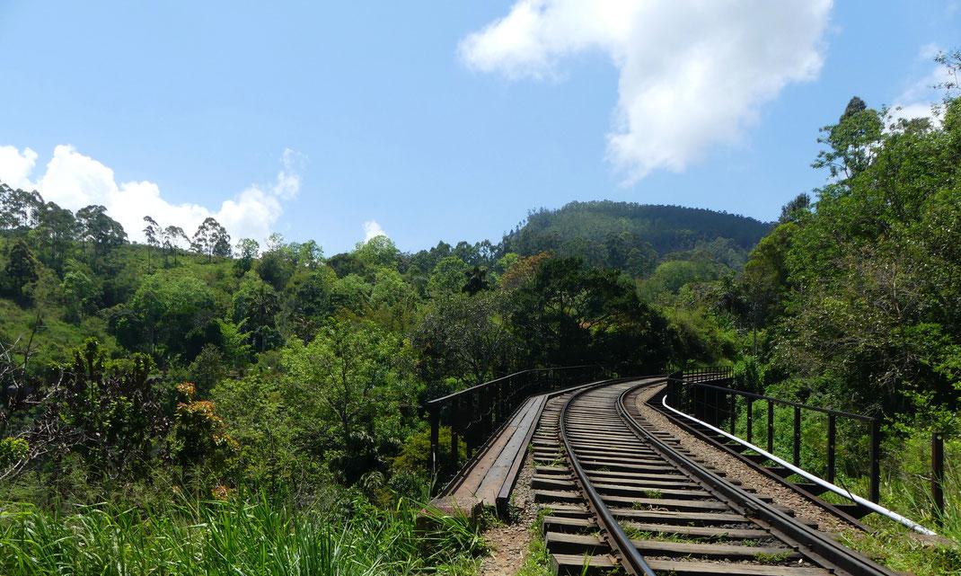 Suivre le chemin de fer