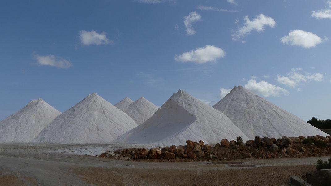 Stock de sel pour une vie et plus.