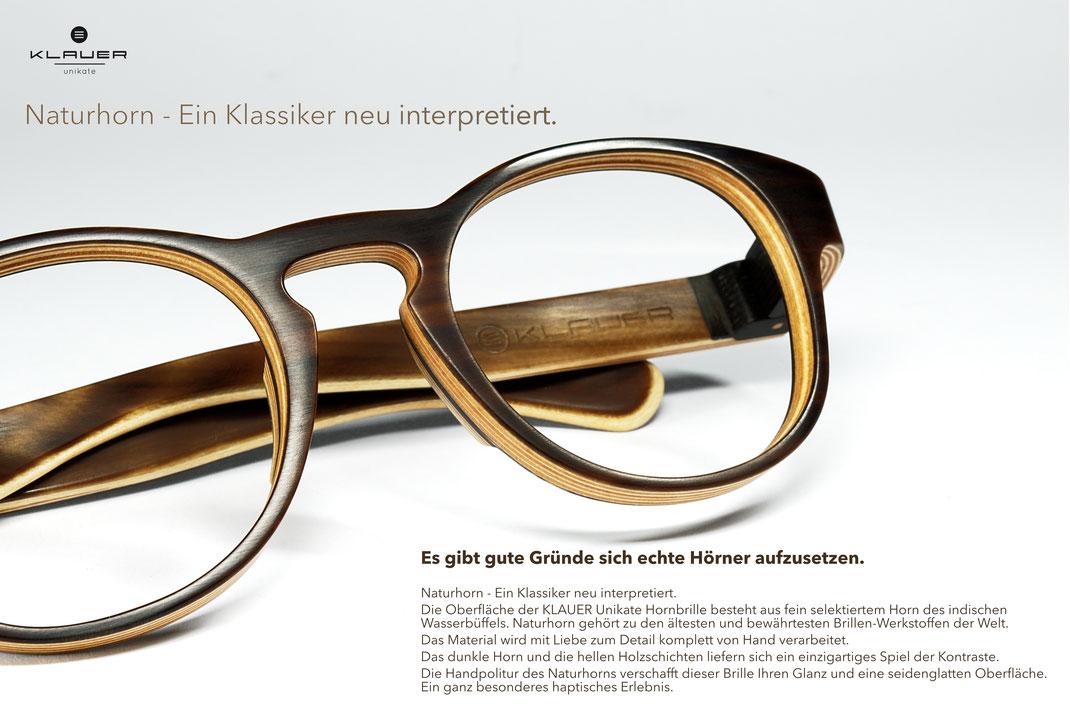 679789a62af6b2 Jede KLAUER Unikate Brille ist eine individuelle Einzelanfertigung aus  handverlesen Hölzern und mit allerhöchstem Qualitätsanspruch.