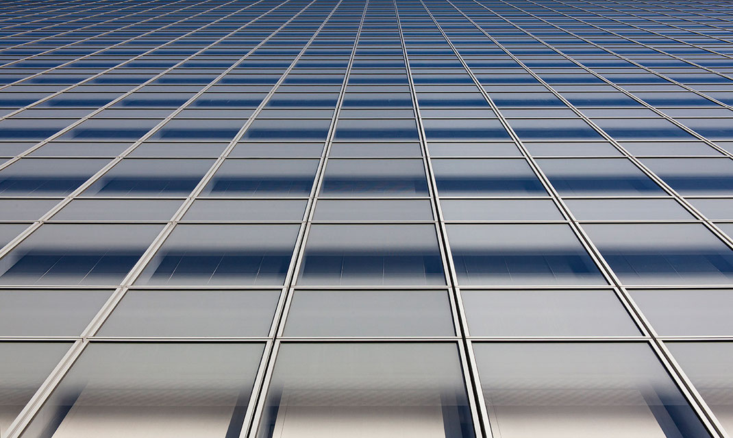 Glas Facade of a Skyscraper in Tokyo, Modern Architecture, Skyline, Japan, 1280x764px