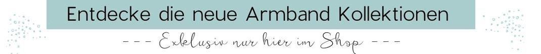 Banner Armband Kollektion neu