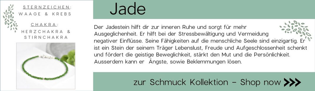 Grafik zu Edelsteinwissen Jade
