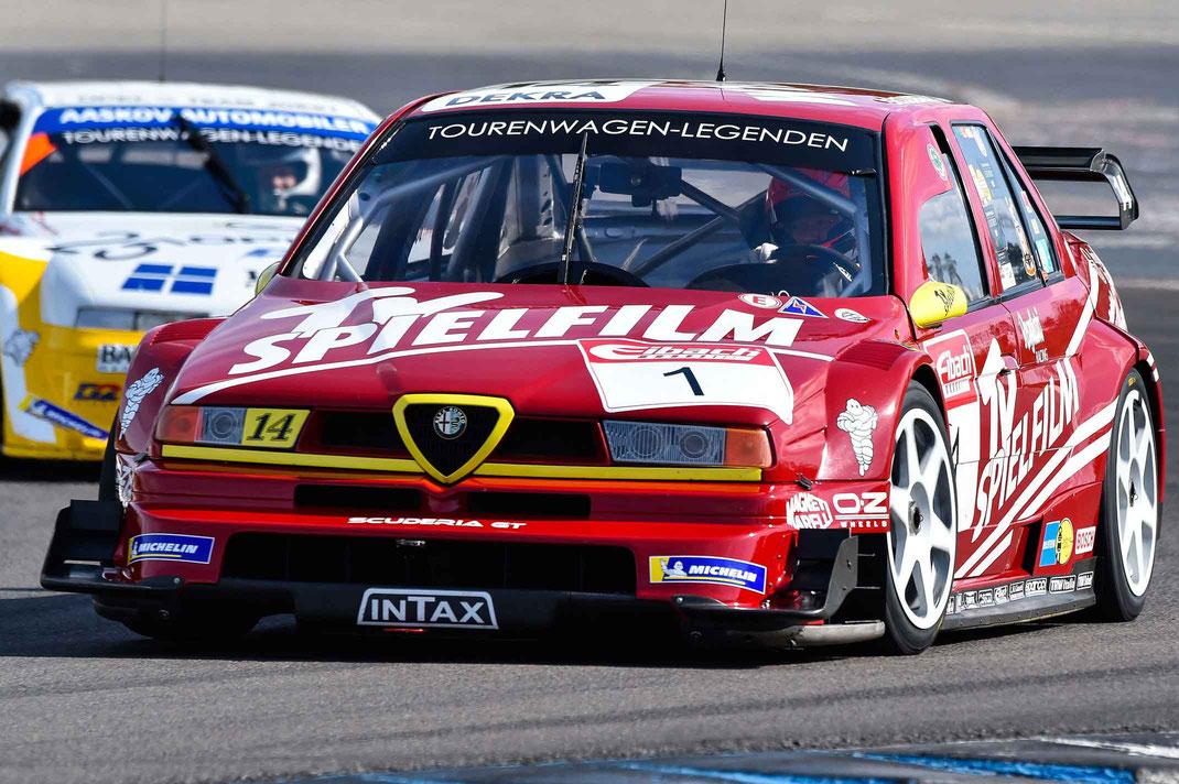 Tourenwagen Legenden: Alfa Romeo 155 ITC