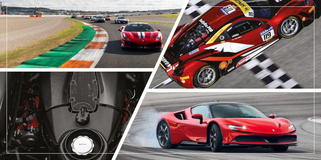 Ferrari Chartity Track Day