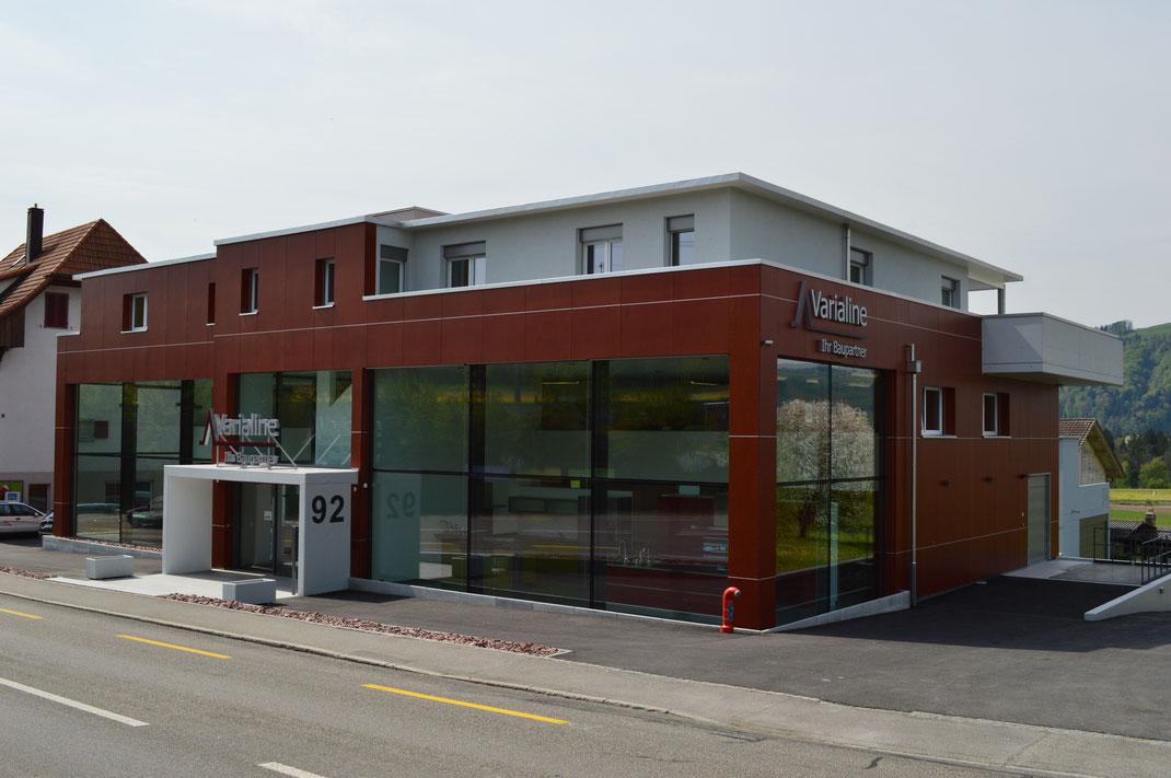 Varialine GmbH - Thunstrasse 92 - 3113 Rubigen