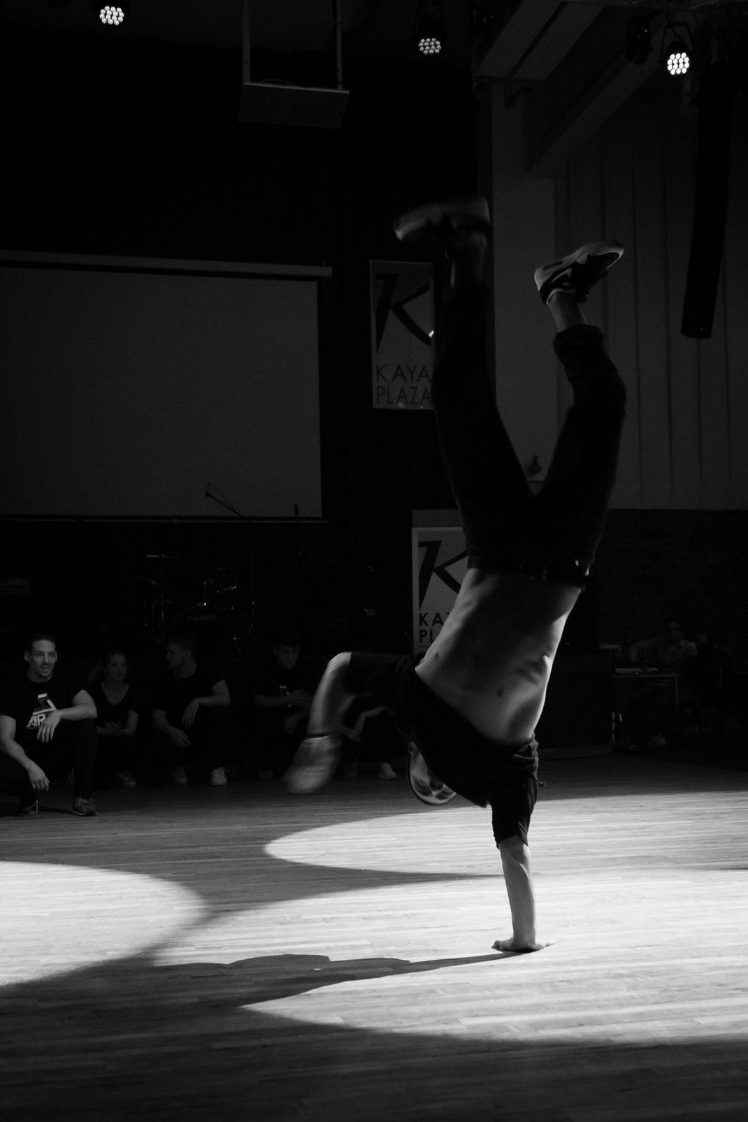 Abiball Streetdance Show