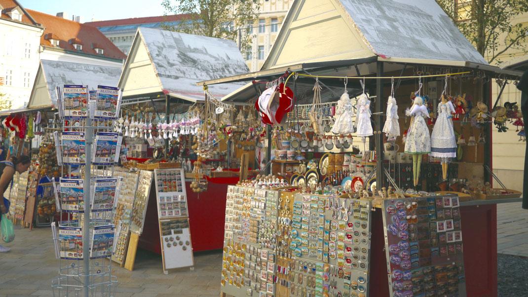 Bratislava Markt Altstadt