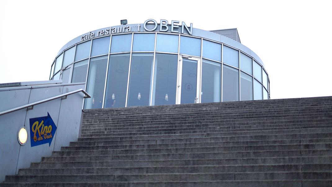 Oben Wien Hauptbücherei