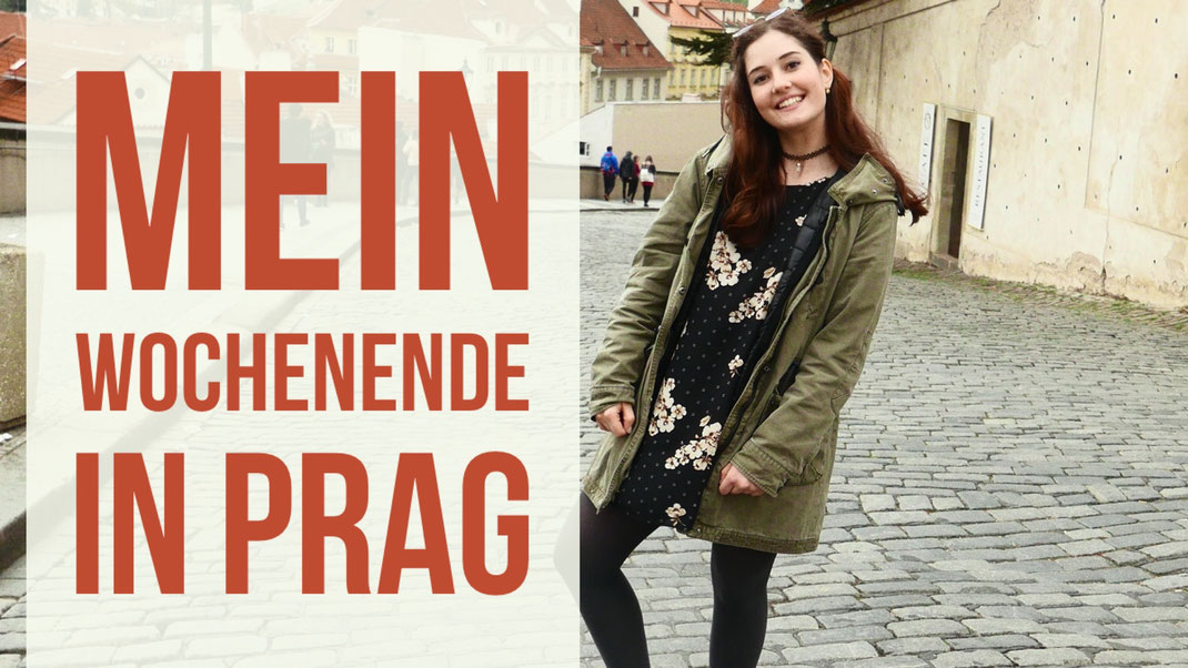 Mein Wochenende in Prag