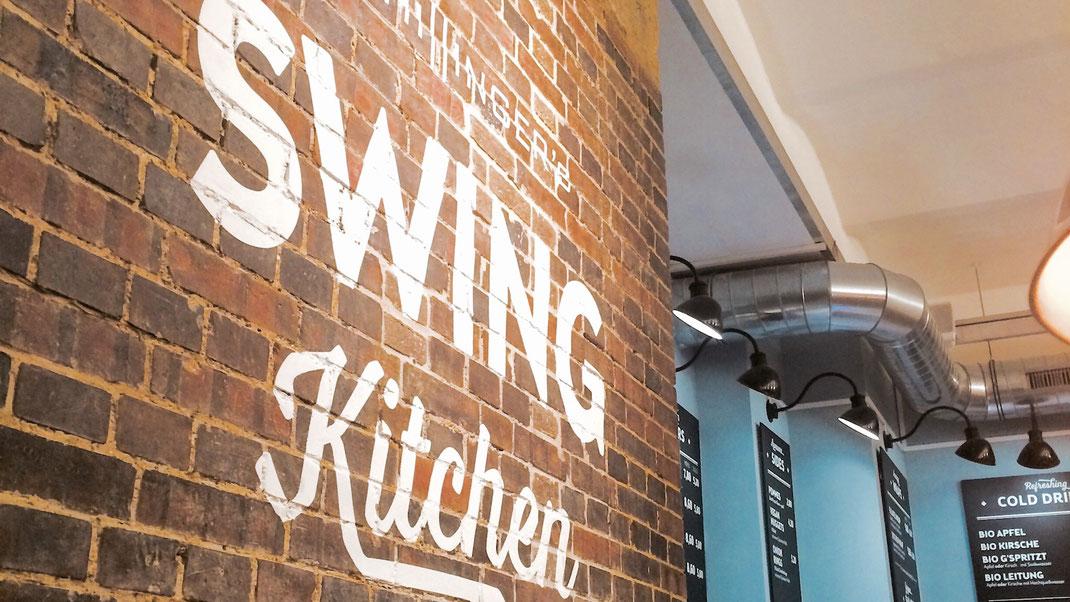 Swing Kitchen Wien