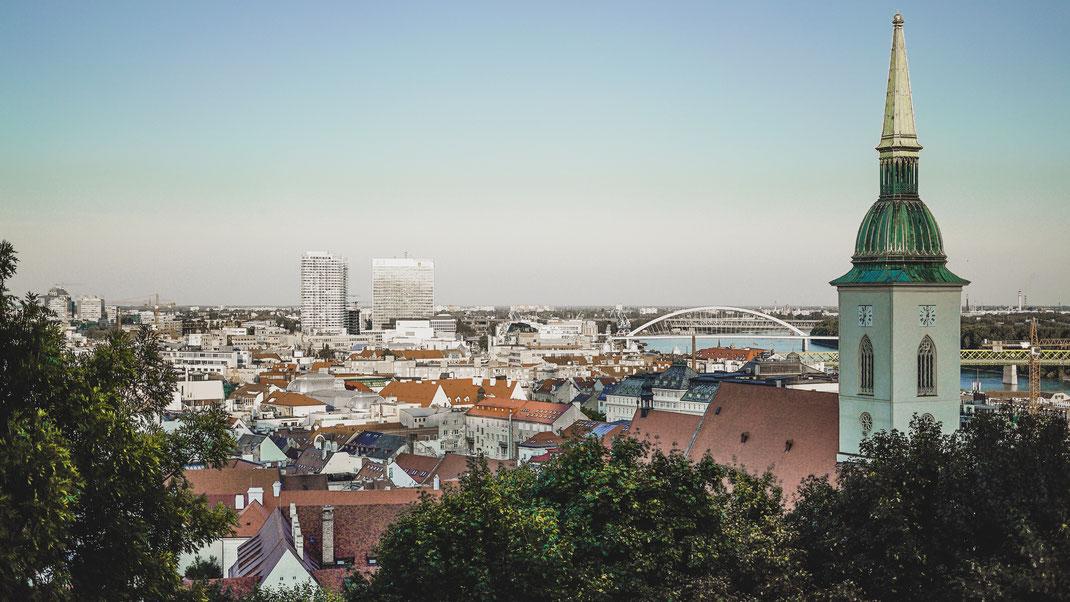 Bratislava Aussicht