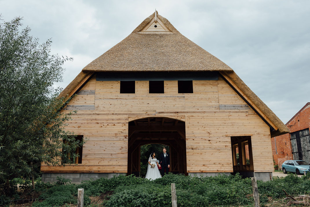 Bilder einer Hochzeit