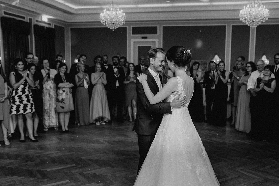 Hochzeitstanz Braut Hochzeit