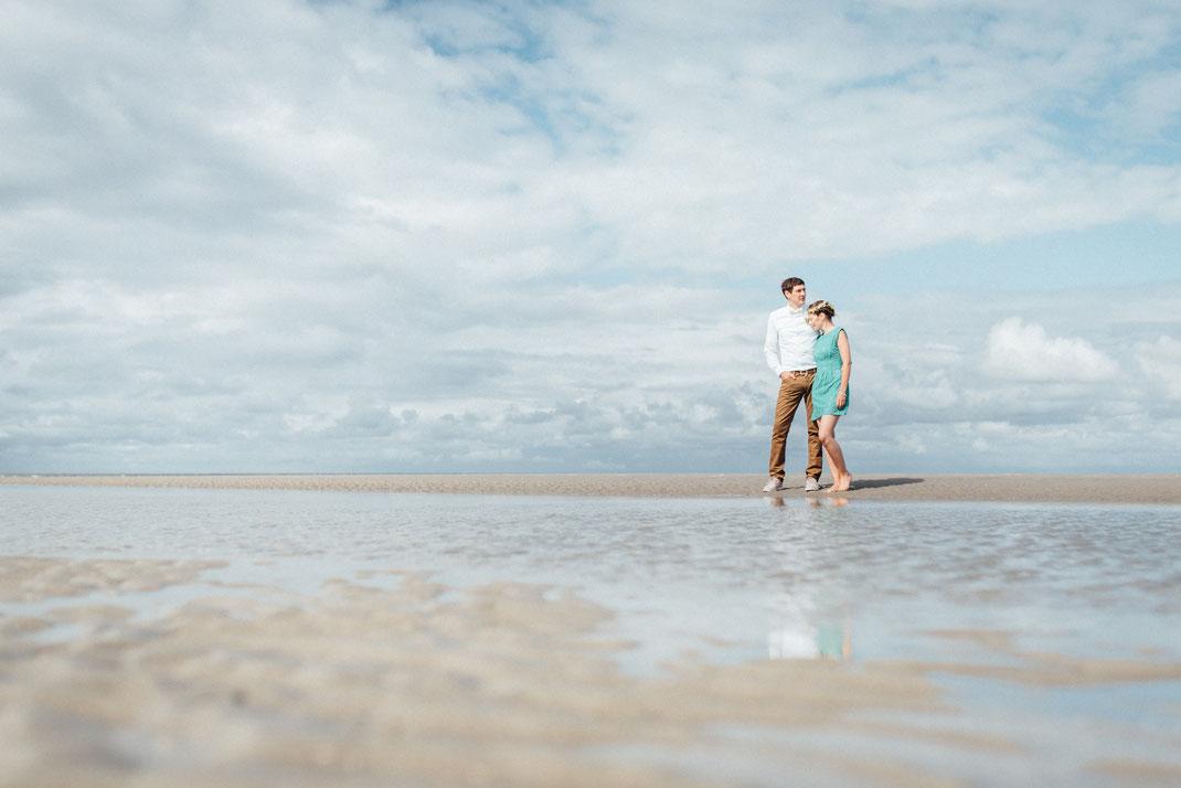 Hochzeitsfotograf Matthias Endlich unterwegs an der Nordsee