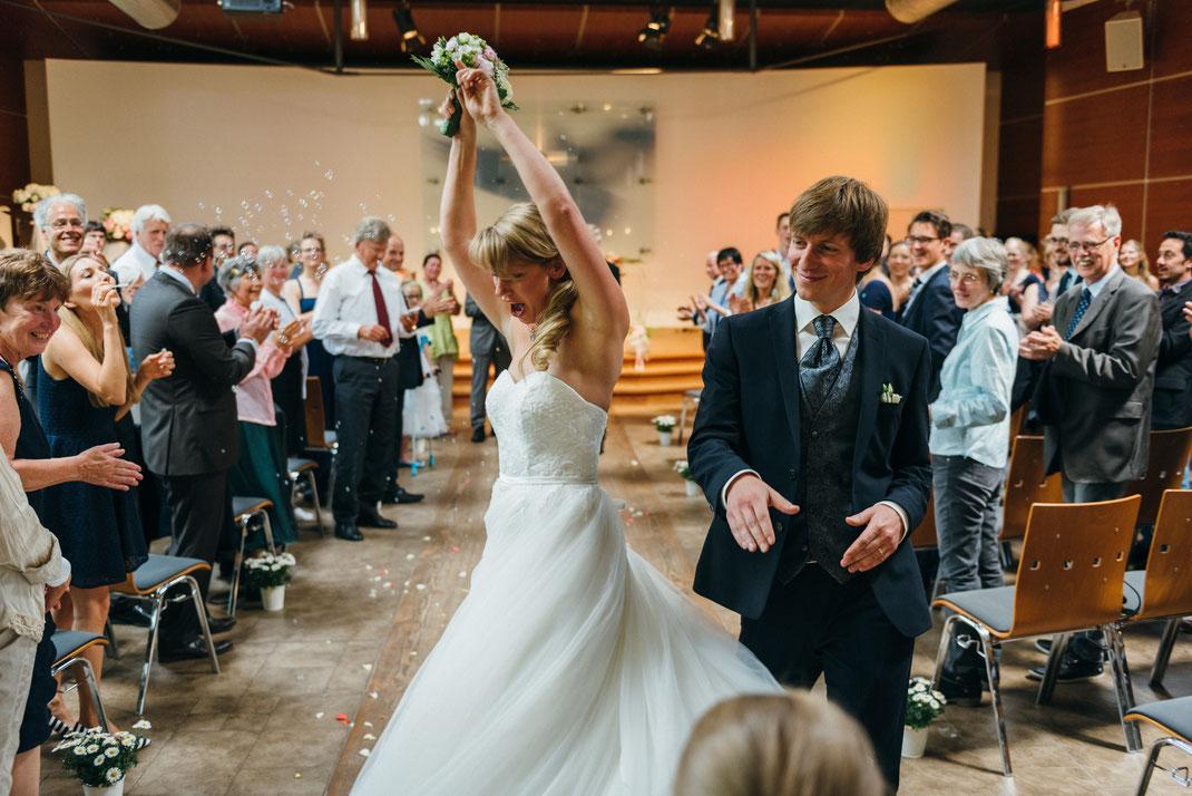 Eine Hochzeit in Hamburg Barmbek
