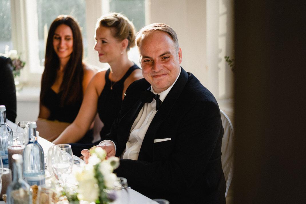 Mann Hochzeit Feier