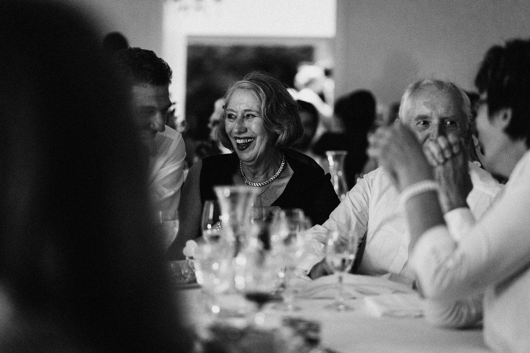 Freude Senioren Abend Feier