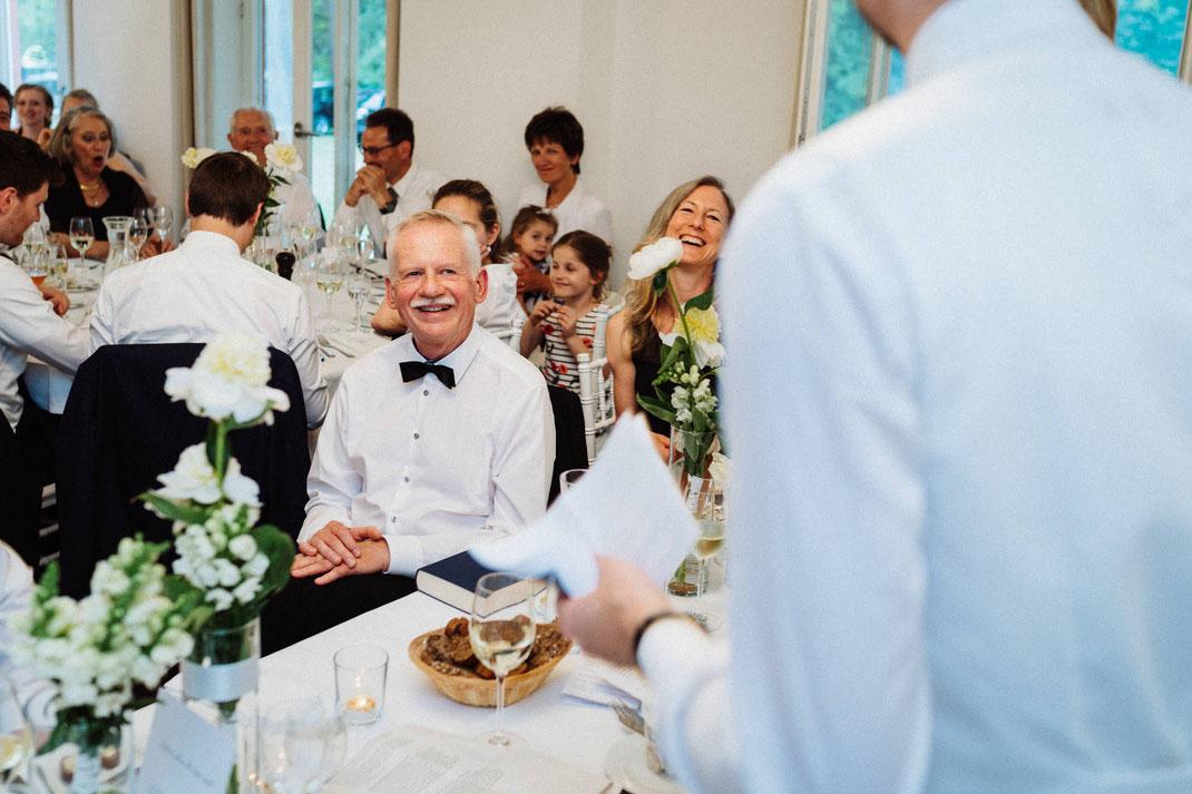 Vater der Braut Rede