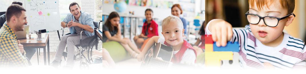 SAAD Intégr'à Dom, au service de l'accompagnement de personnes en situation d'handicap