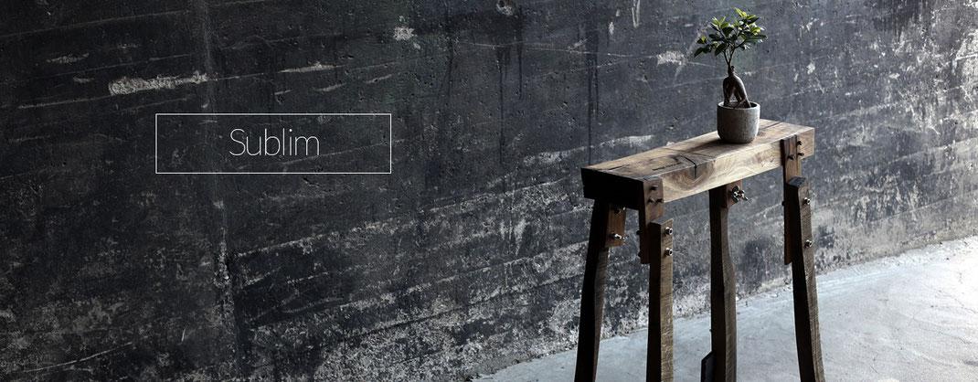 Ablage, Kunsthandwerk aus Holz